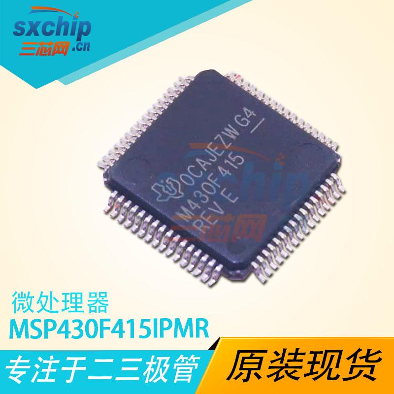 MSP430F415IPMR