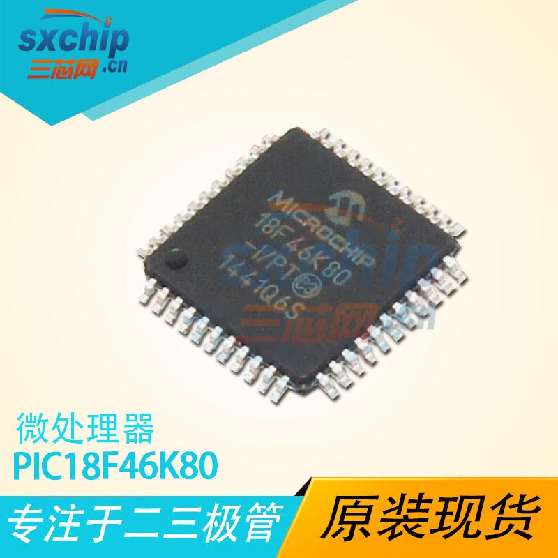 PIC18F46K80-I/PT