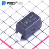 BZT52C36S-7-F 贴片稳压二极管 36V丝印WS 全新原装