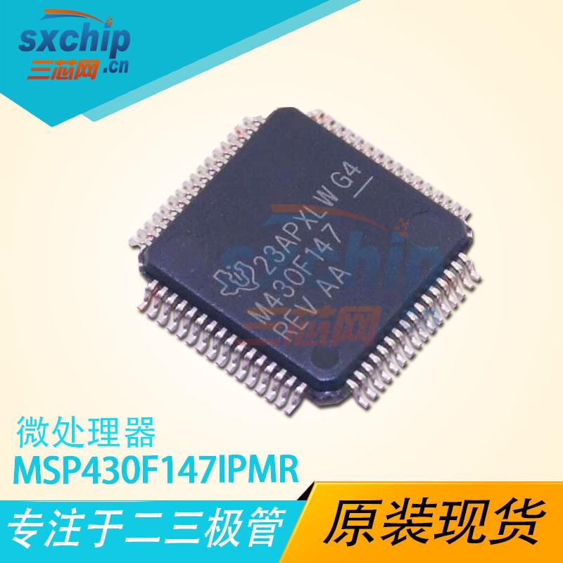MSP430F147IPMR