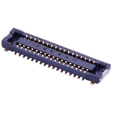 0.4mm间距板对板连接器 板对板连接器厂家