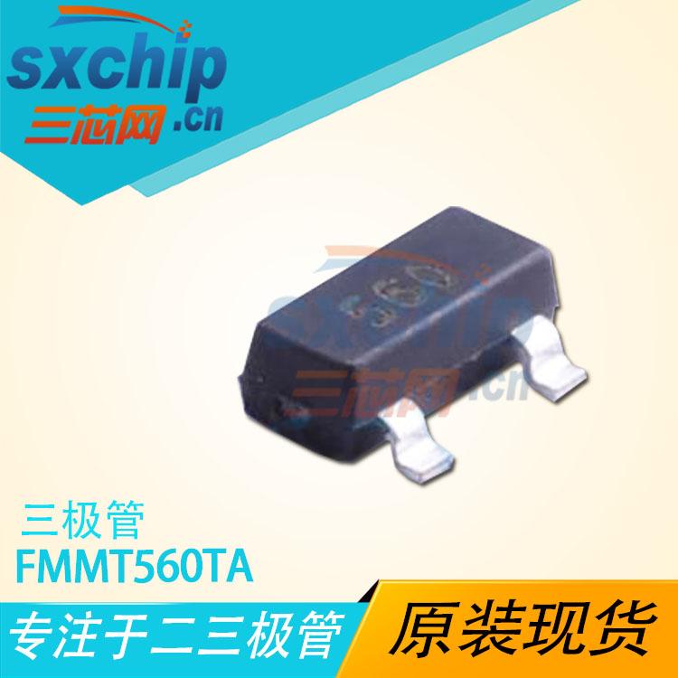 FMMT560TA