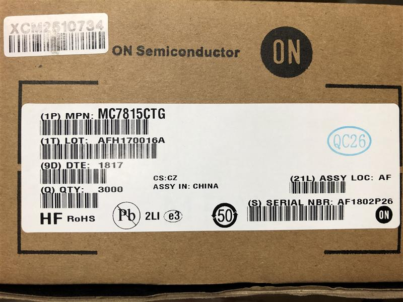 MC7815CTG
