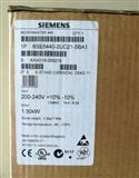 西门子6SE6440-2UD32-2DB1变频器