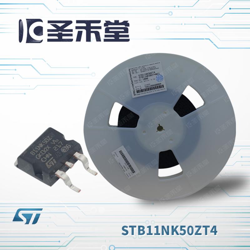 STB11NK50ZT4