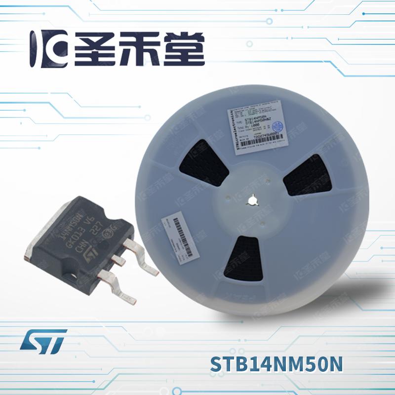 STB14NM50N
