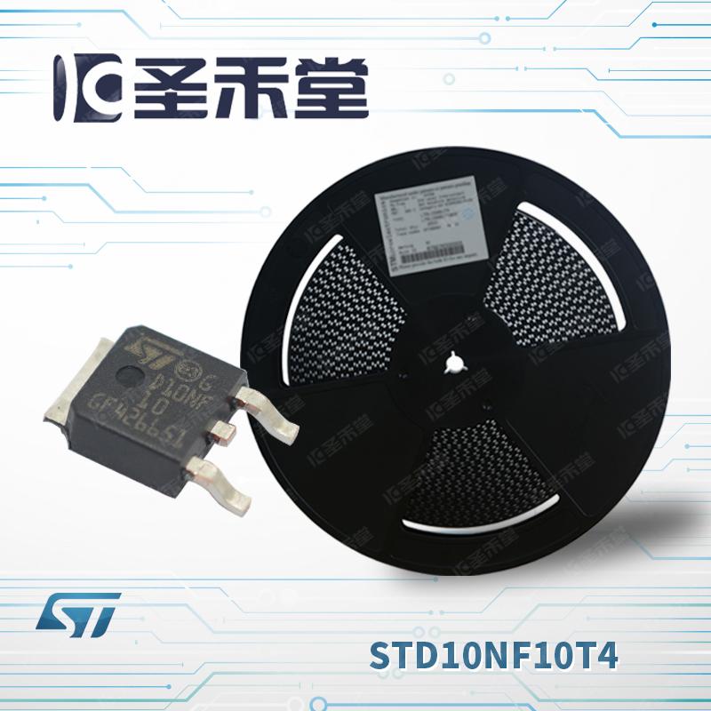 STD10NF10T4