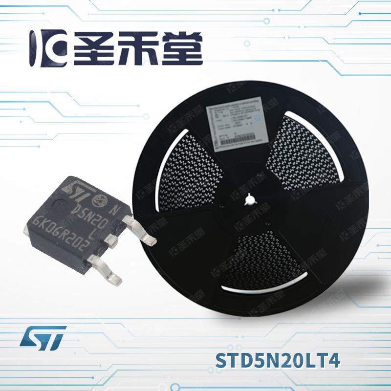 STD5N20LT4