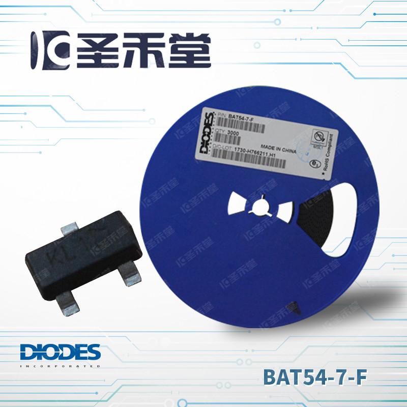 BAT54-7-F