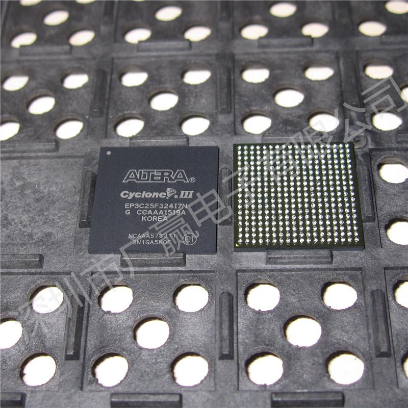 EP3C25F324I7N