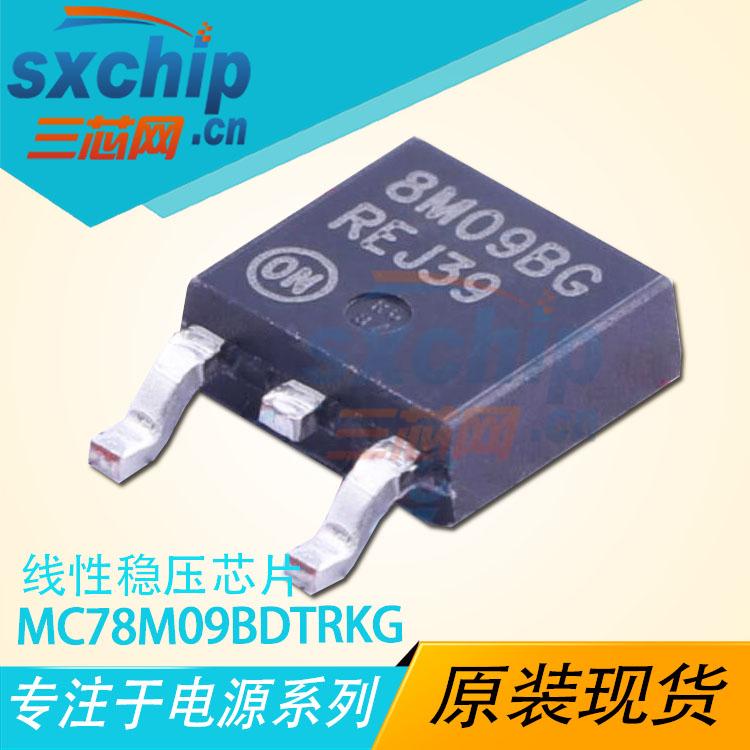 MC78M09BDTRKG