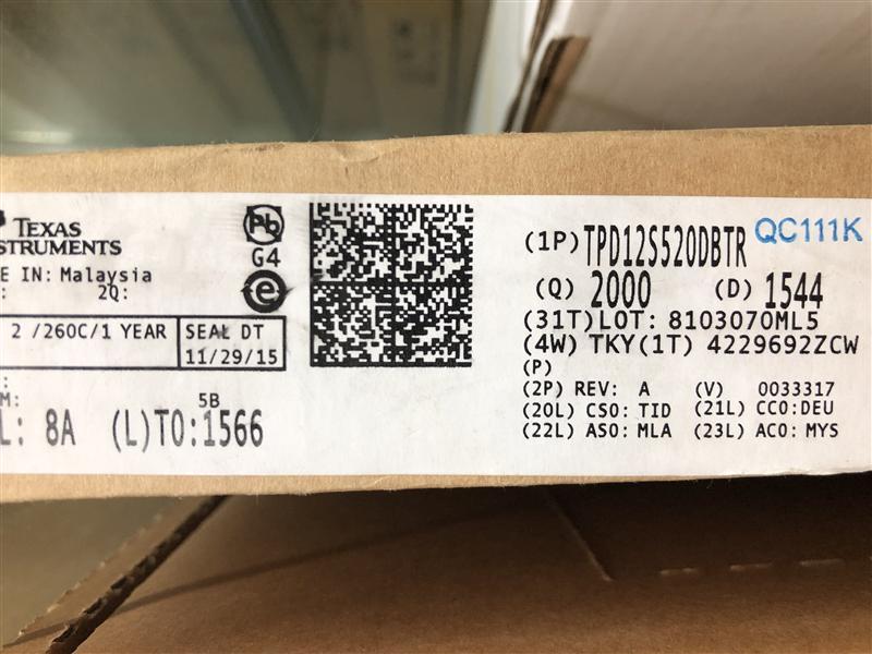 TPD12S520DBTR
