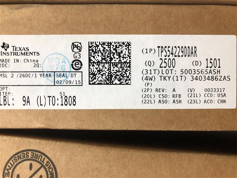 TPS54229DDAR