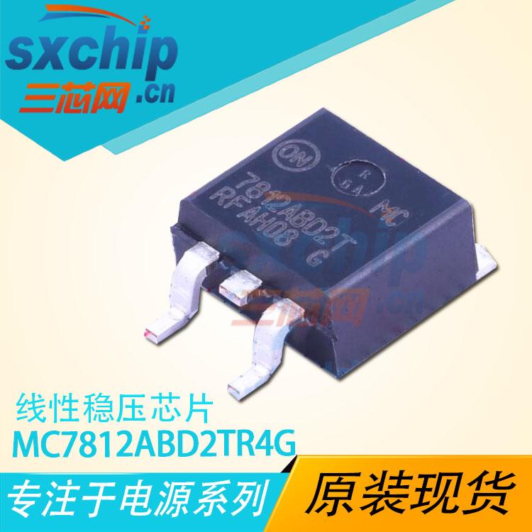 MC7812ABD2TR4G