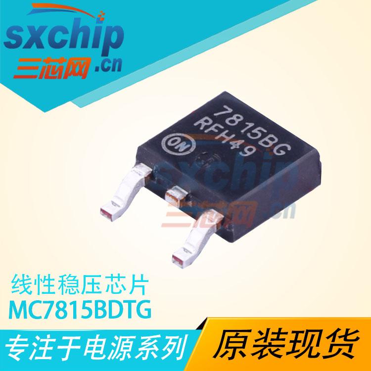 MC7815BDTG