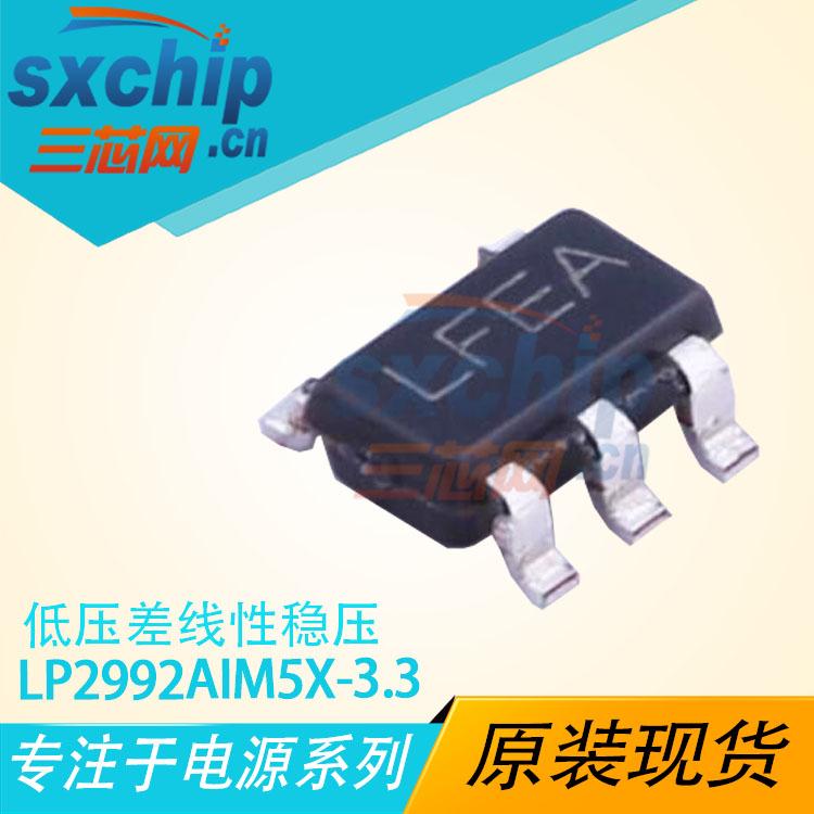 LP2992AIM5X-3.3