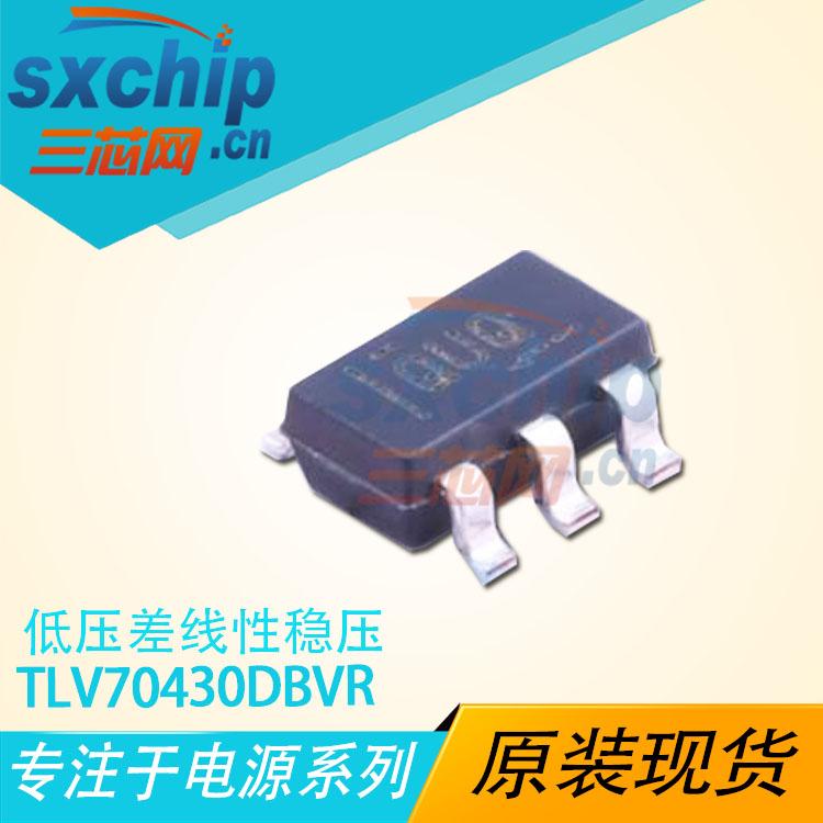 TLV70430DBVR