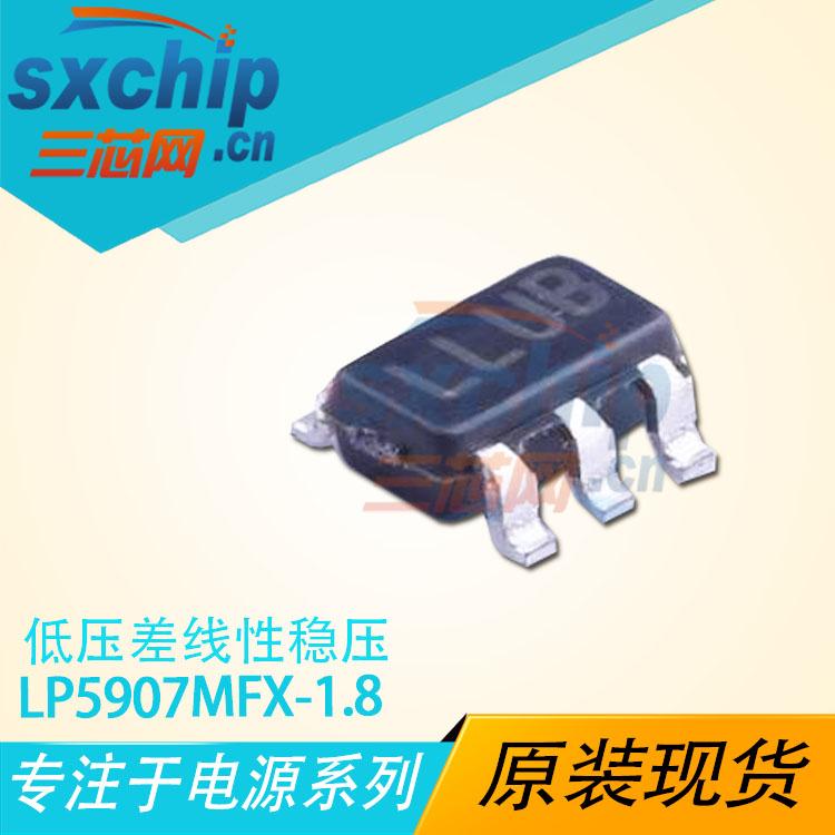 LP5907MFX-1.8
