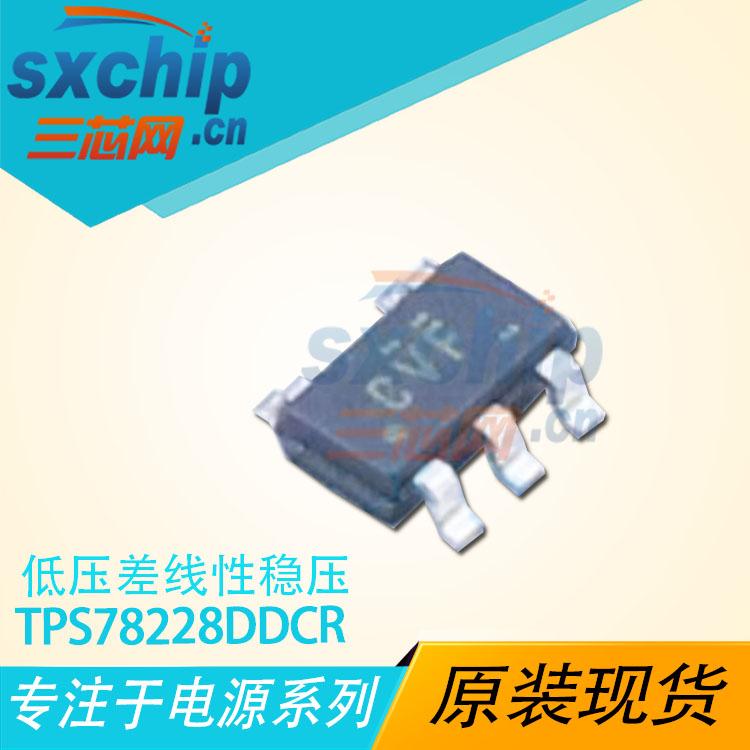 TPS78228DDCR