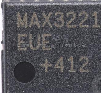 MAX3221EUE
