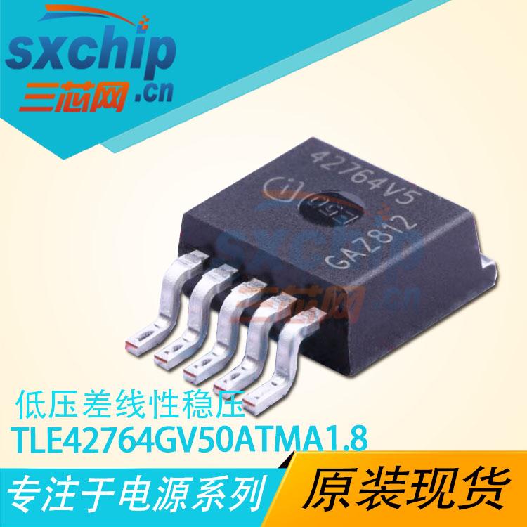 TLE42764GV50ATMA1