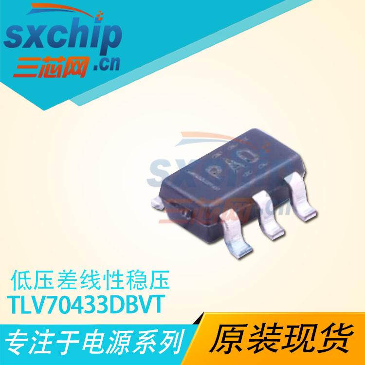 TLV70433DBVT