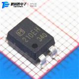 AQY210EHAX 210EH SOP4 PANASONIC 松下 光电固态继电器