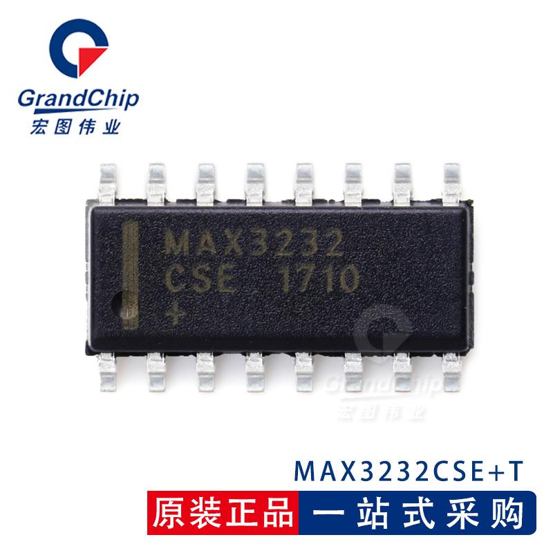 MAX3232CSE+T