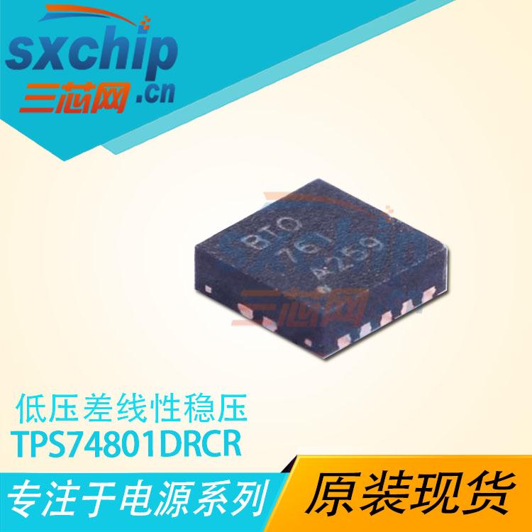 TPS74801DRCR