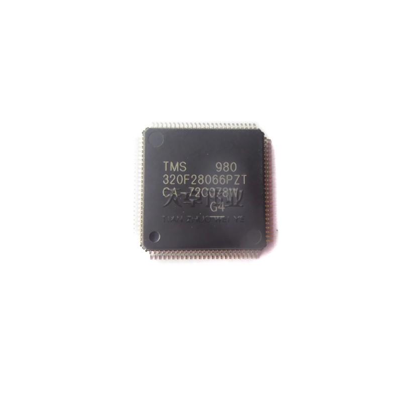 TMS320F28066PZT