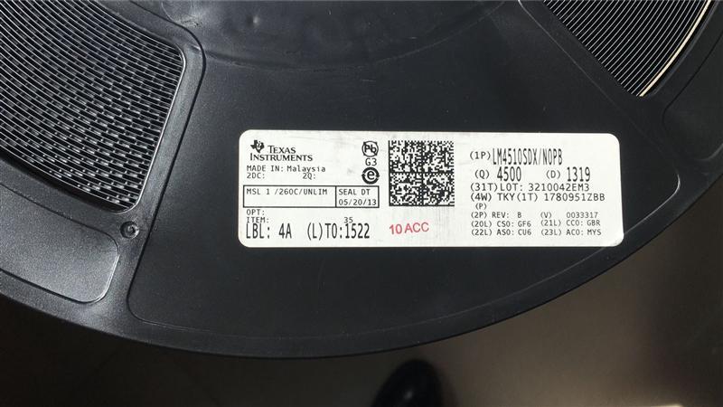 LM4510SDX/NOPB