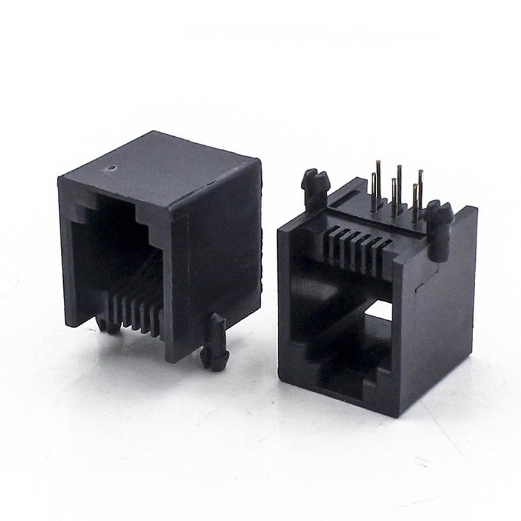 RJ11 6P6C 电话连接器