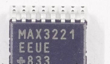 MAX3221EEUE