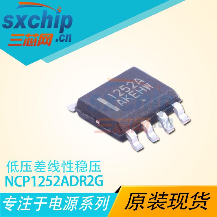 NCP1252ADR2G