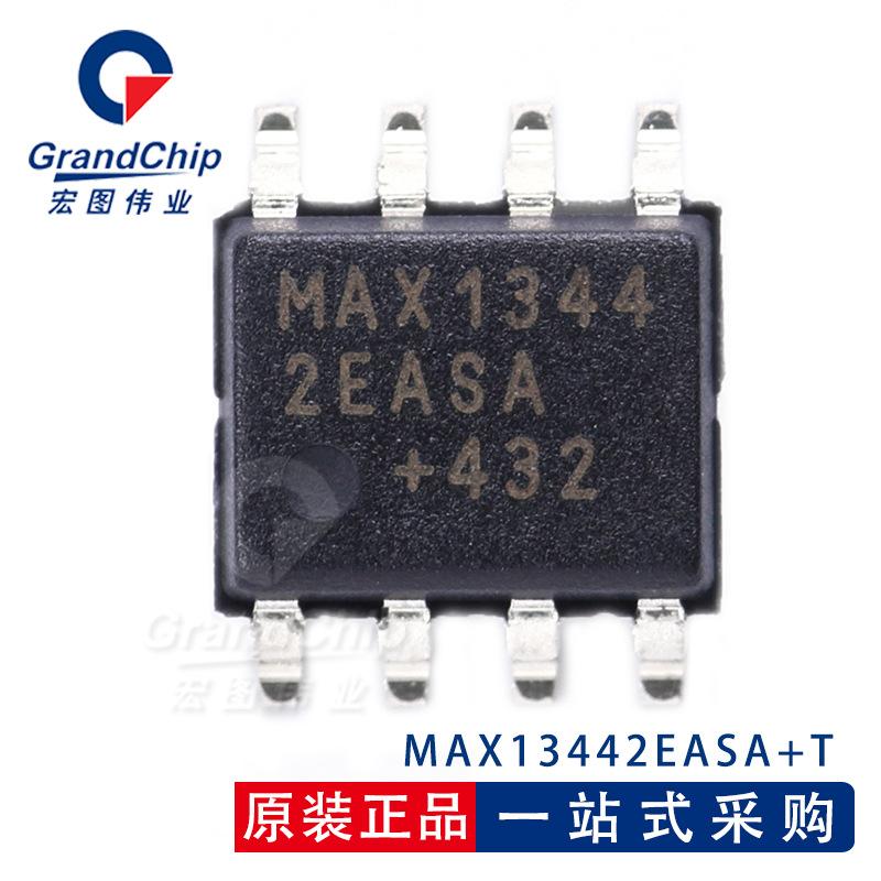 MAX13442EASA+T