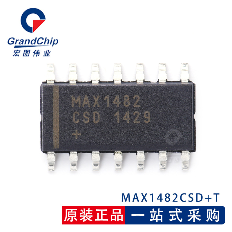 MAX1482CSD+T