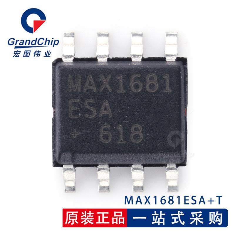 MAX1681ESA+T