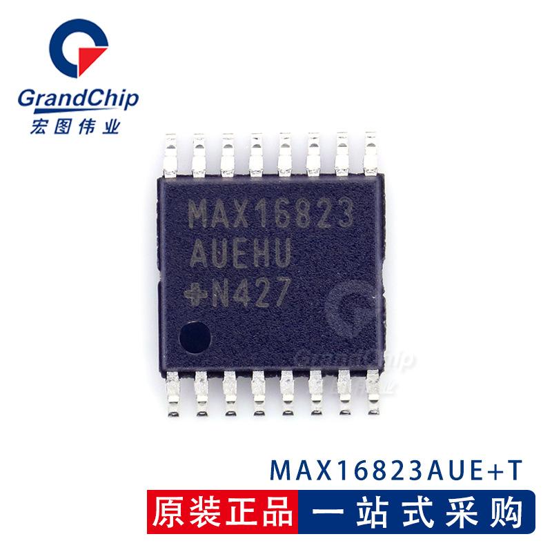 MAX16823AUE+T