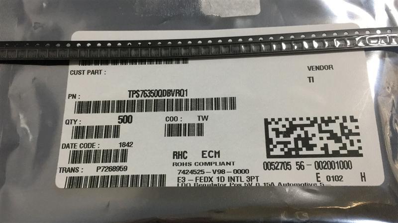 TPS76350QDBVRQ1