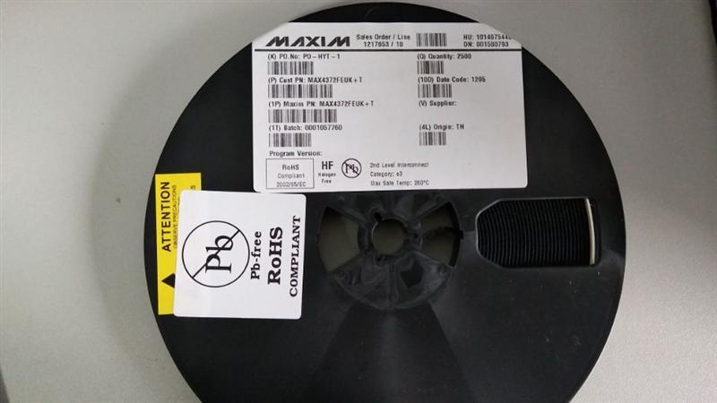 MAX4372FEUK+T