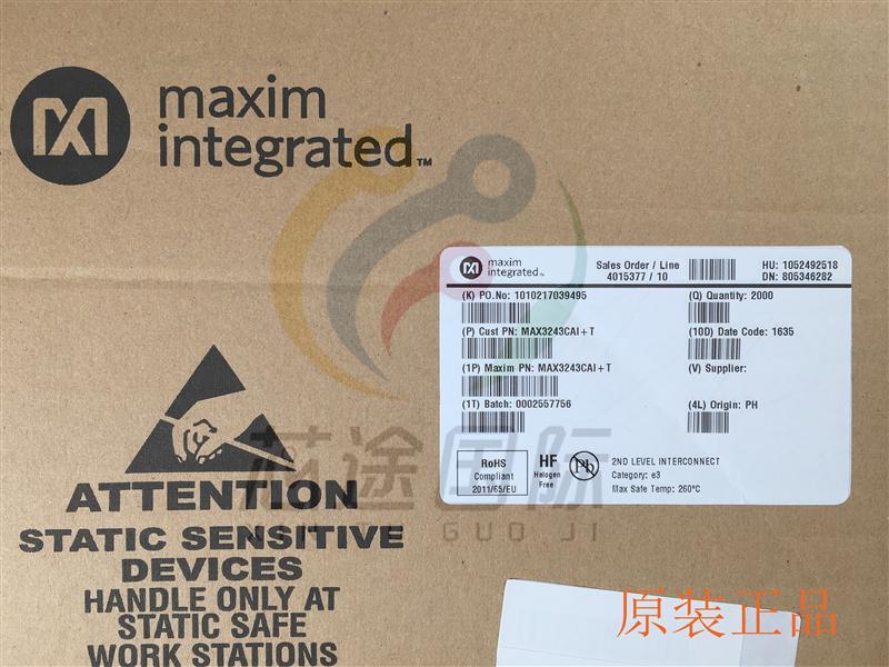 MAX3243CAI+T