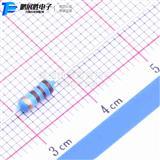 厂家直供金属膜电阻1/2W-120Ω±5% 原装正品