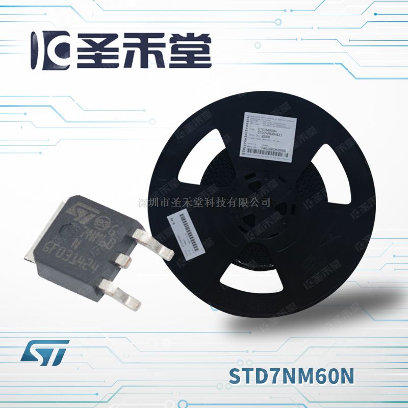 STD7NM60N