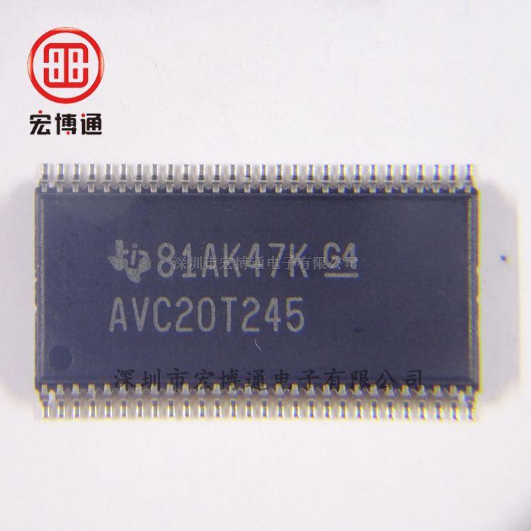 SN74AVC20T245DGGR