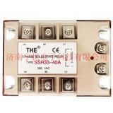 THE无锡天豪SSR33-40A 三相交流固态继电器 原装正品 40A
