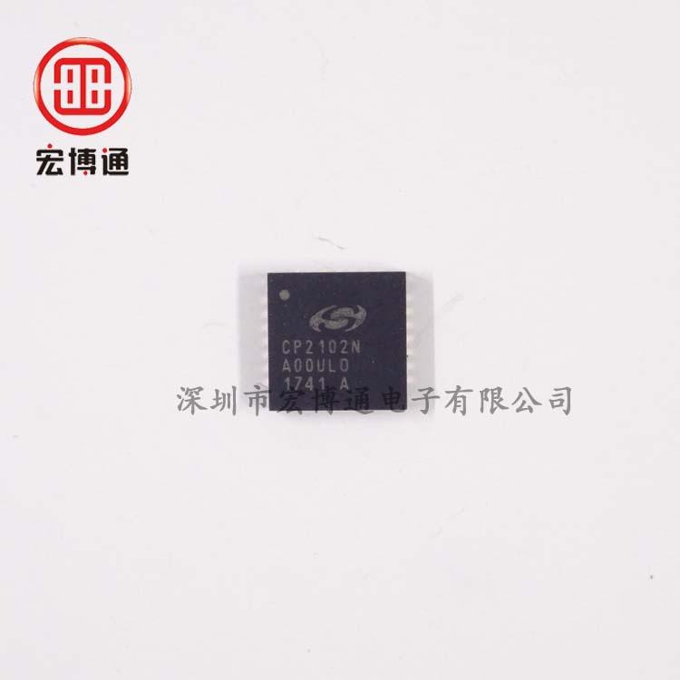 CP2102N-A01-GQFN28R