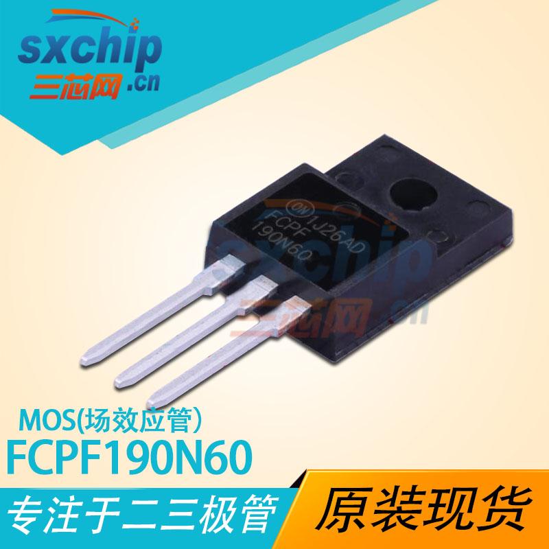 FCPF190N60