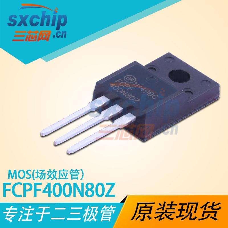 FCPF400N80Z