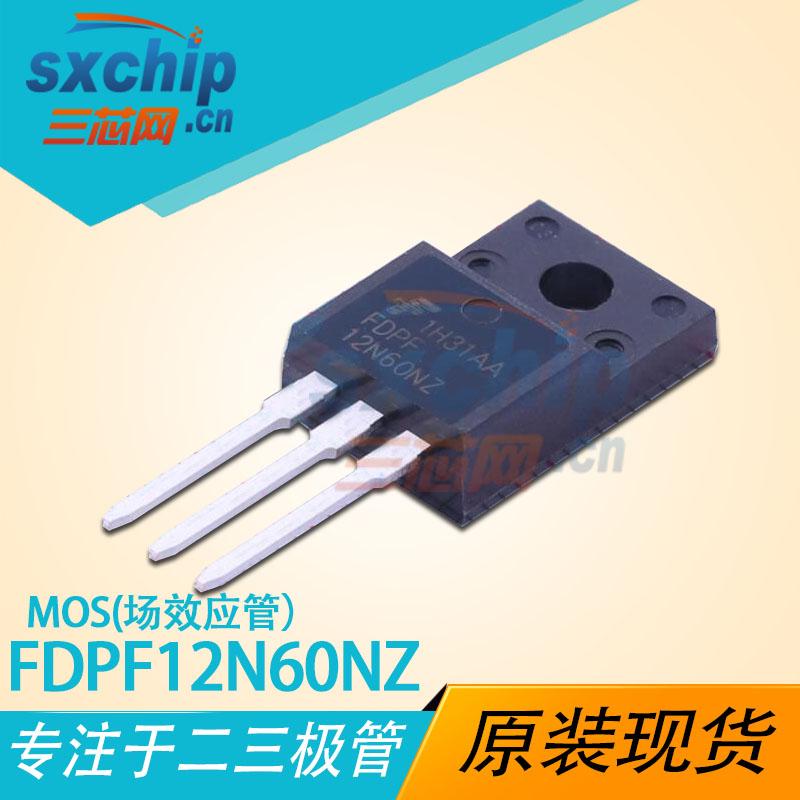 FDPF12N60NZ