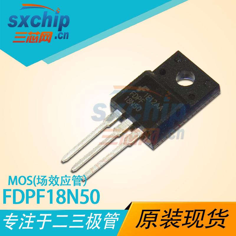 FDPF18N50